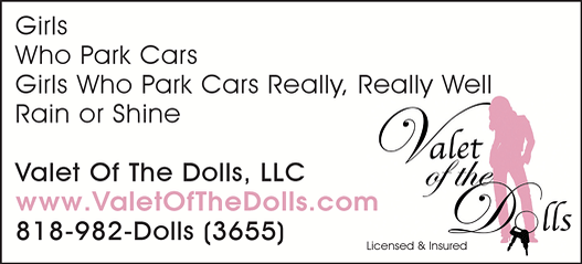 VALET OF THE DOLLS