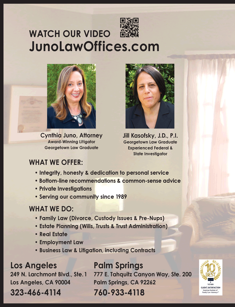 JUNO LAW OFFICES