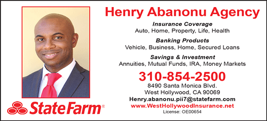 STATE FARM INSURANCE HENRY ABANONU AGENCY