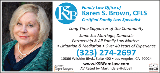 LAW OFFICE OF KAREN S. BROWN, CFLS