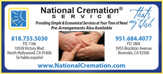 NATIONAL CREMATION SERVICE