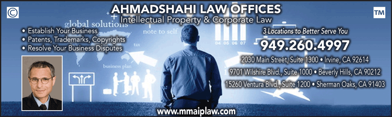 AHMADSHAHI LAW OFFICES