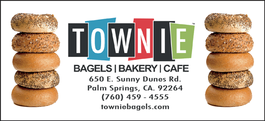 TOWNIE BAGELS BAKERY CAFE
