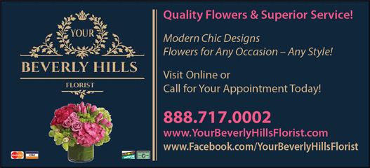 YOUR BEVERLY HILLS FLORIST