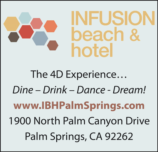 INFUSION BEACH & HOTEL