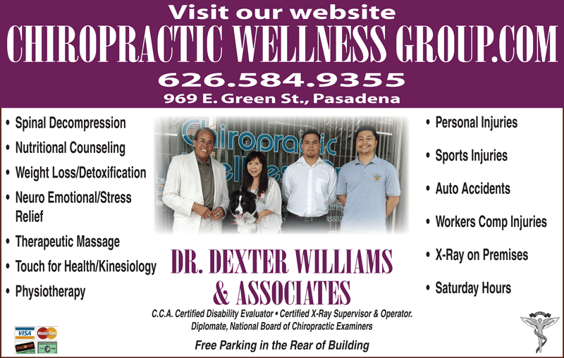 CHIROPRACTIC WELLNESS GROUP