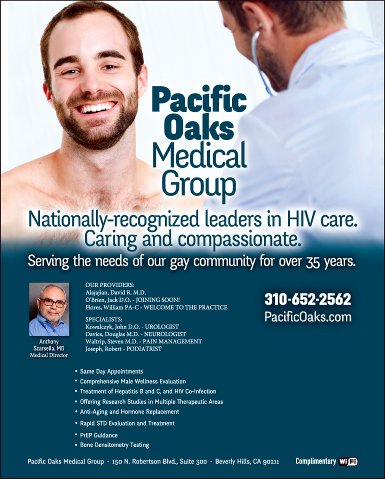 PACIFIC OAKS MEDICAL GROUP