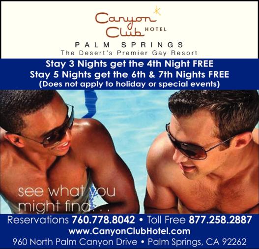 CANYON CLUB HOTEL