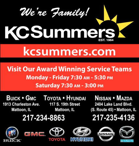 KC Summers Buick Toyota GMC Hyundai Scion