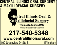 Central Illinois Oral Surgery & Maxillofacial Surgery