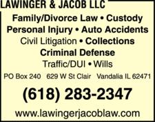 Lawinger & Jacob LLC
