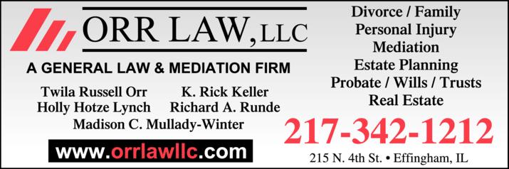 Orr Law LLC