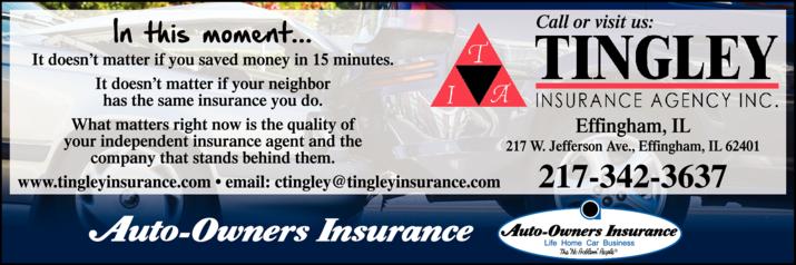 Tingley Insurance Agency Inc
