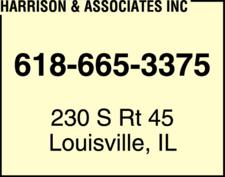 Harrison & Associates Inc