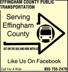 Effingham County Public Transportation