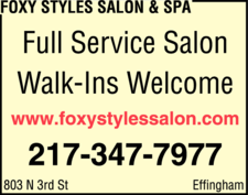 Foxy Styles Salon & Spa