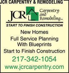 JCR Carpentry & Remodeling