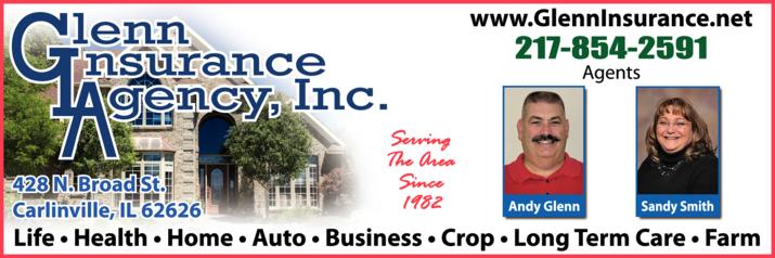 Glenn Insurance Agency Inc