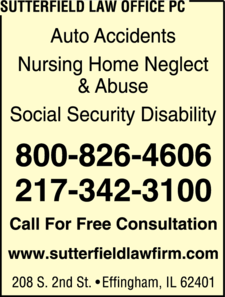 Sutterfield David Attorney