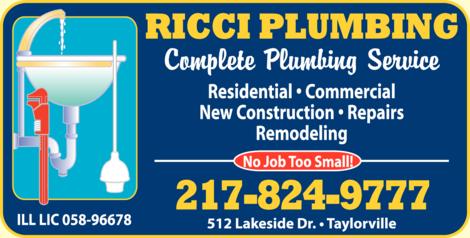 Ricci Plumbing