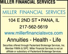 Miller Financial Services