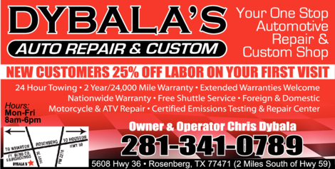 Dybala's Auto Repair & Custom