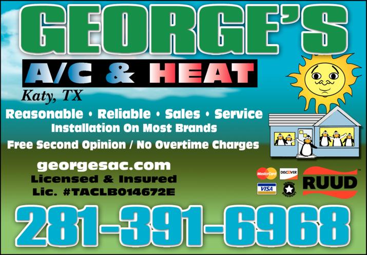 George's A/C & Heat