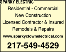 Sparky Electric
