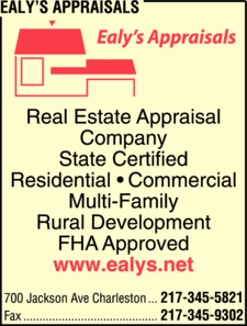 Ealy's Appraisals