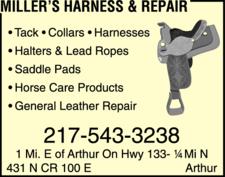 Miller's Harness & Repair