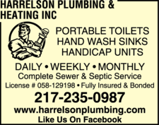Harrelson Plumbing & Heating Inc