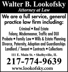 Lookofsky Walter B Atty At Law