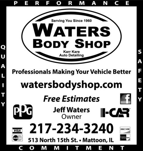 Waters Body Shop