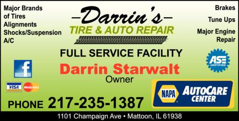 Darrin's Tire & Auto Repair