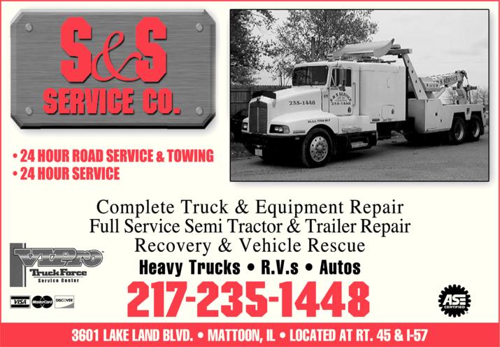 S & S Service Co