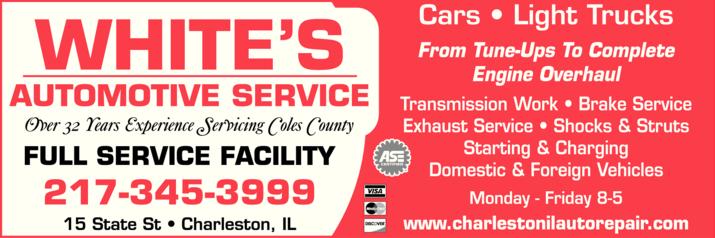 White's Automotive Service