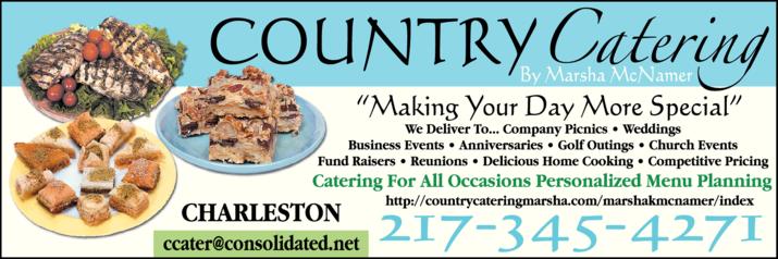 Country Catering Marsha McNamer
