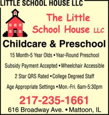 Little School House LLC