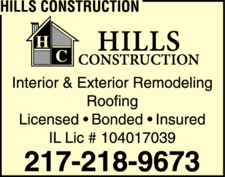Hills Chimney Cleaning