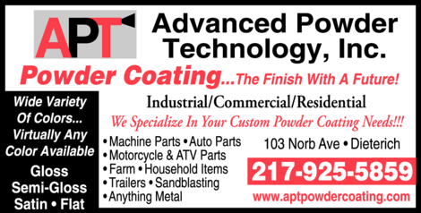 Advanced Powder Technology Inc