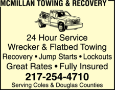 McMillan Towing & Recovery