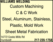 Williams Welding