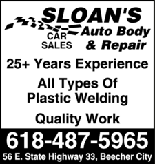 Sloan's Auto Body & Repair