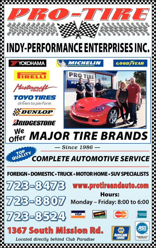 Pro-Tire & Automotive