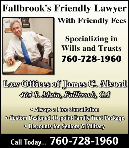 Alvord, James, Attorney