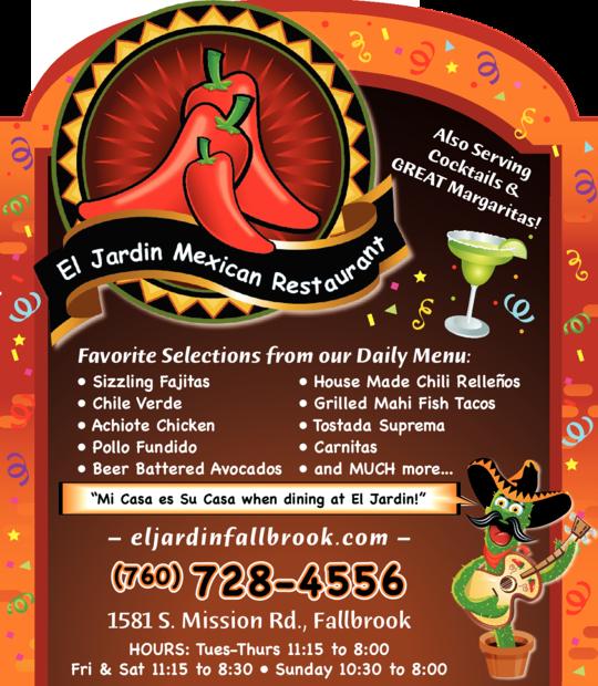 El Jardin Mexican Restaurant