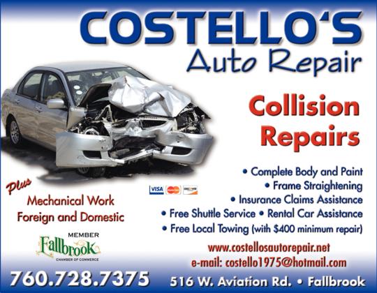 Costello's Auto Repair