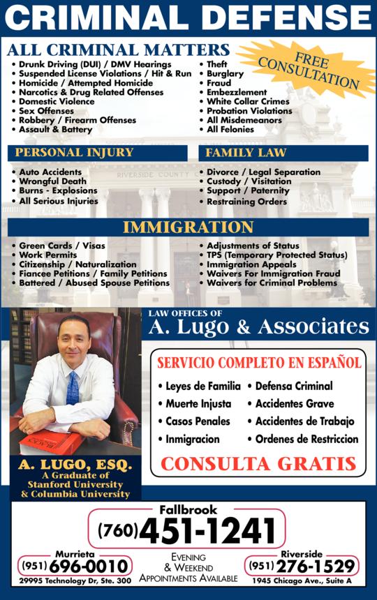 Alejo Lugo & Associates