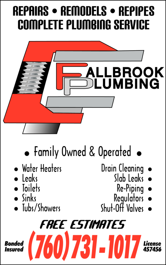 Fallbrook Plumbing
