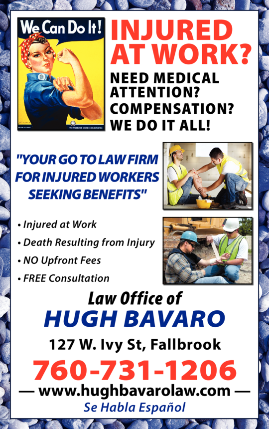 Bavaro, Hugh Atty at Law